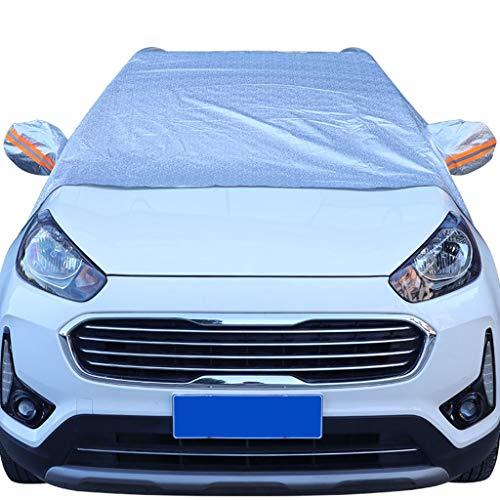 SUN-Feng auto voorruit, auto kleding half set sneeuw doek antivries vorstbestendigheid zonnekap gemakkelijk te reinigen anti-voorruit