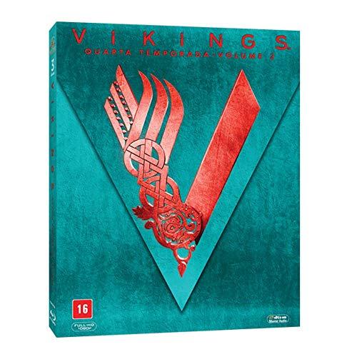 Vikings 4ª Temporada Vol 2 [Blu-Ray]