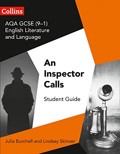 Price comparison product image GCSE Set Text Student Guides AQA GCSE (9-1) English Literature and Language - An Inspector Calls
