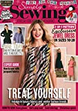 Magazine Simply Sewing Jewel Dress In sizes 10-20: PDF Form (English Edition)