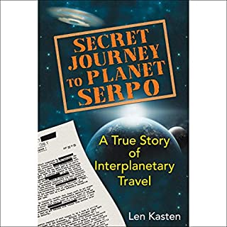Secret Journey to Planet Serpo cover art