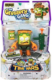 Grossery Gang The Time Wars Action Figure - Bad Beans Shooter