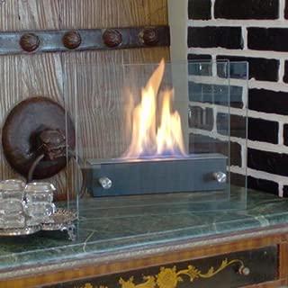 Nu-Flame Irradia Noir Portable Indoor/Outdoor Ethanol Fireplace (NF-T2BIRA)