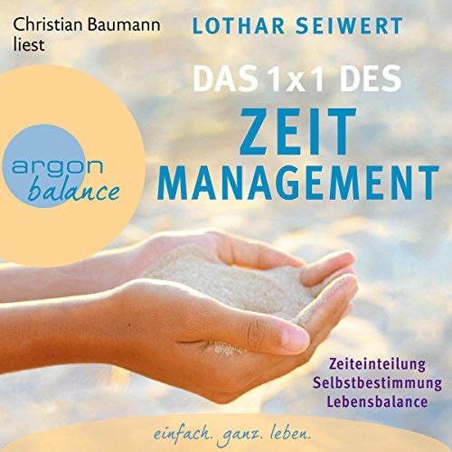 Das 1x1 des Zeitmanagement audiobook cover art