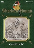Sherlock Hound Case File 4 [DVD] [Import]
