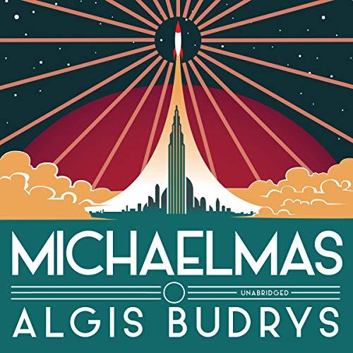 Michaelmas audiobook cover art