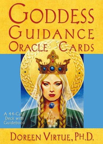 女神のガイダンスオラクルカード(日本語版説明書付)新装版 (オラクルカードシリーズ)
