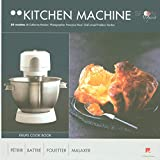 Kitchen machine krups cook book - 50 recettes