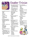 Printable Easter Trivia Game [Download]