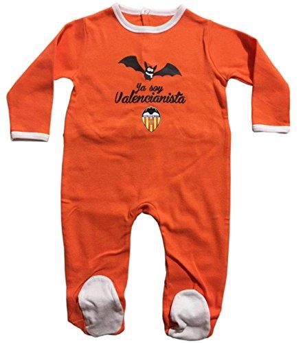 Valencia CF 01PEL0203 Pelele, Naranja, 03