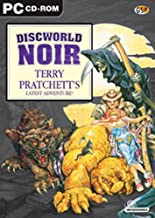 Discworld Noir: Terry Pratchett's Latest Adventure! PC CD-Rom