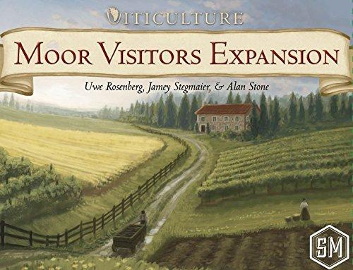 Ghenos Games–Moor Visitors [Expansión para Viticulture], 530830
