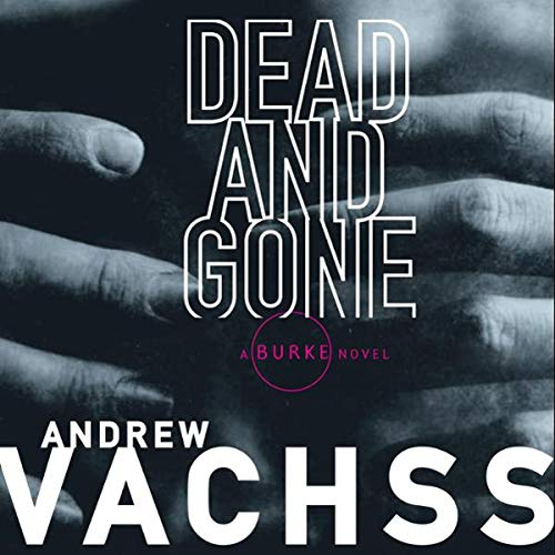 Dead and Gone audiobook cover art