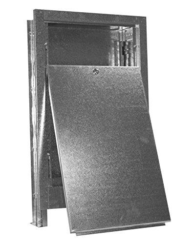Unterputz Verteilerschrank bis 4 Heizkreise Fußbodenheizung Heizkreisverteiler