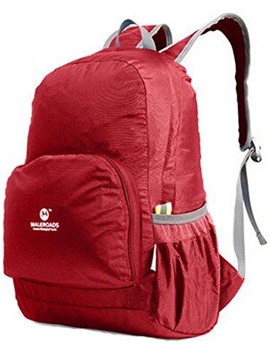 Rouge extérieur Camping Sacs à dos Sacs à dos Sacs à dos 20L Courir Escalade