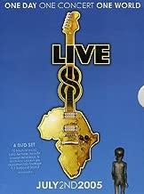 live aid 8 july 2nd 2005 uk Italian