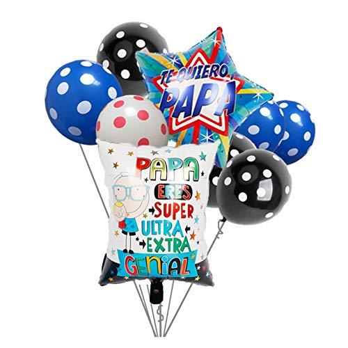 La Mejor Lista de globos dia del padre - los más vendidos. 4