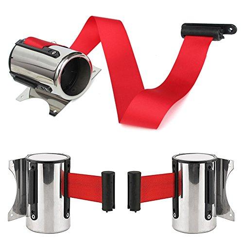 KOET - Cinturón de barrera de cola de 2/3/5 m para montaje