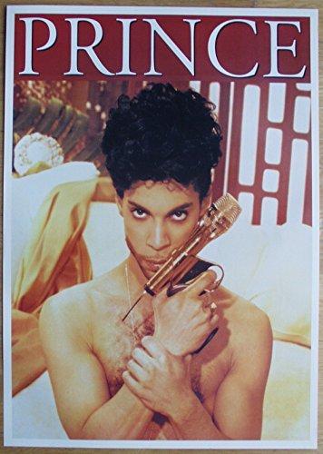Prince Poster Nr. 2 Format 62 x 86 cm Original von 1992