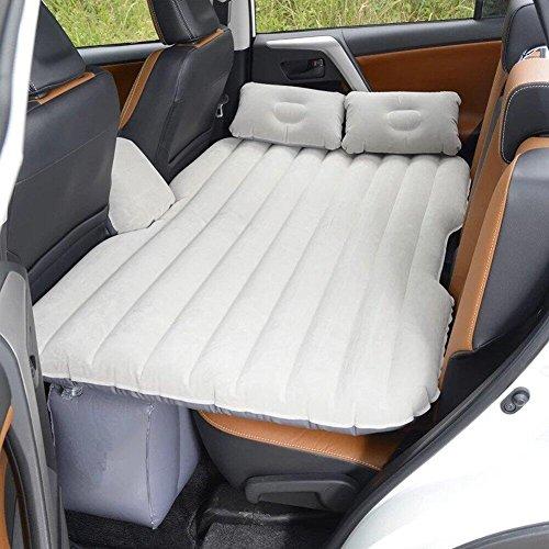 Matelas Gonflable Lit de Voiture, Coussin Gonflable pour Matelas, sièges d'auto Multifonctionnel...