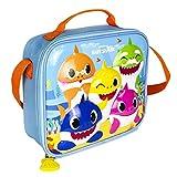 CERDÁ LIFE'S LITTLE MOMENTS Unisex Kinder Brotdose Baby Shark Thermo Lunchbox Offizieller Lizenz, Mehrfarbig
