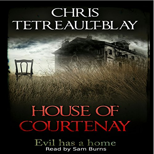 House of Courtenay audiobook cover art
