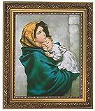 gerffert Collection Madonna der Straßen gerahmt Portrait