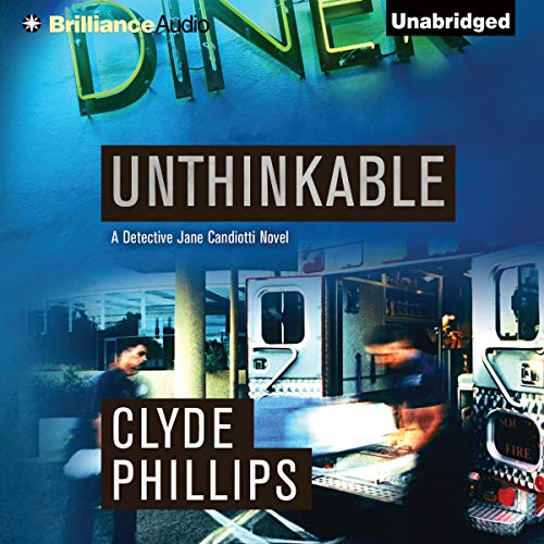 Unthinkable audiobook cover art