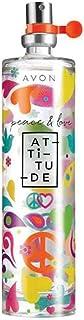 AVON PEACE E LOVE ATTITUDE DESODORANTE COLONIA 50ML