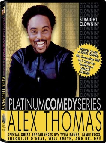 Platinum Comedy Series: Alex Thomas