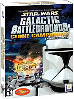 Star Wars Galactic Battlegrounds: Clone Campaigns Expansion