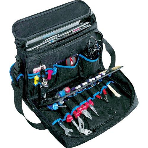 B&W Werkzeugtasche service (ideal für Servicetechniker, Platz für Laptop, Kabel und Werkzeug, 450 x 340 x 200 mm) 116.01