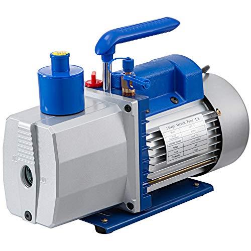 Mophorn 8 CFM Clase 2 Refrigerante Aire Acondicionado de Refrigeración por Bomba de...