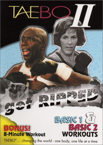 TaeBo II: Get Ripped Basic Workout