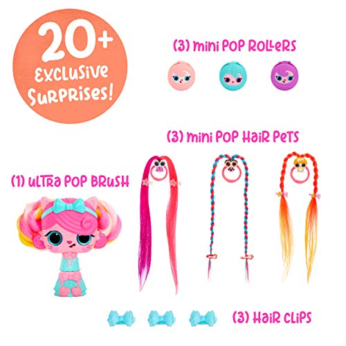 Pop Pop Hair Surprise Ultra Hair Surprise with 20+ Surprises