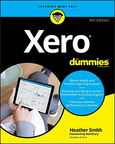 Xero For Dummies, 4th Edition (For Dummies (Business & Personal Finance))
