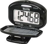 タニタ 歩数計 PD-635 ブラック PD-635-BK 1個