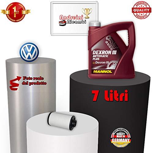 Kit luchtfilter en olie GOLF VI 2.0 R 195 KW vanaf 2010 -> 1080