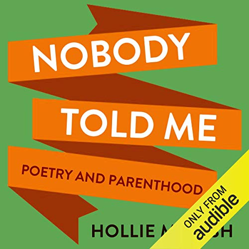 Couverture de Nobody Told Me