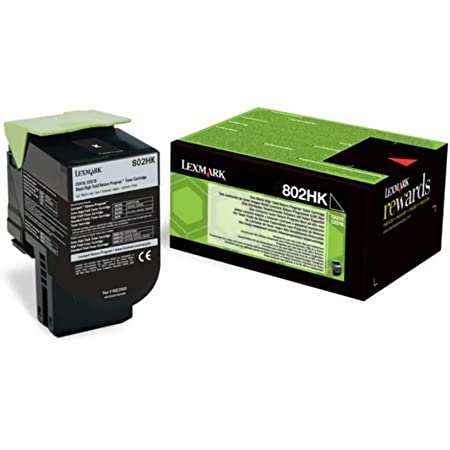 Toner Lexmark Nero Per Cx410 Cx510 Da 4K
