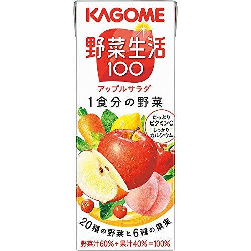 カゴメ 野菜生活100 アップルサラダ(24本) × 7919