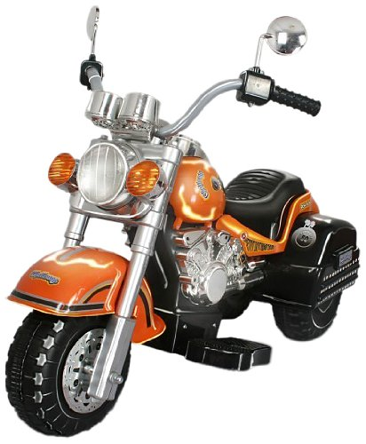 Find Discount Merske Harley Style Chopper Style Motorcycle, Orange