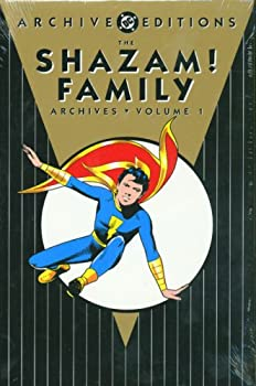Shazam! Family Archives: Volume 1 (Archive Editions (Graphic Novels)) - Book  of the DC Archive Editions