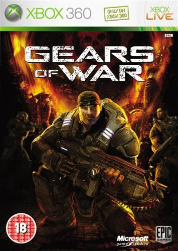 Xbox 360 Gears of War - Xbox One Compatible