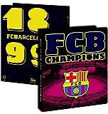 Archivador A4, colección oficial FC Barcelona