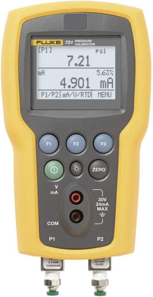 Fluke New life FLUKE-721-1610 Dual Sensor Pressure 16 Classic 1 Calibrator PSIG