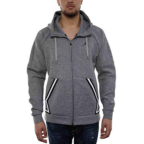 Jordan Sportswear Flight Tech Full-Zip Hoodie Mens Style: 939940-091 Size: M