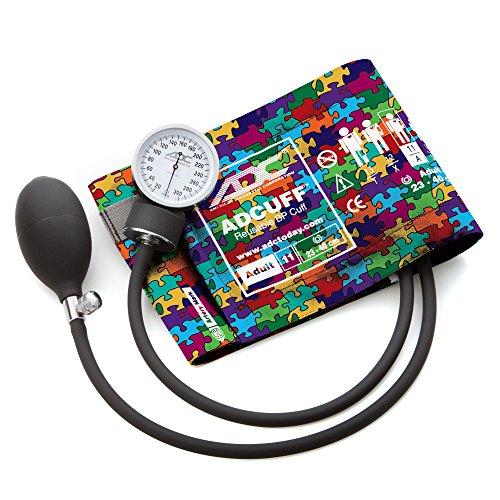 ADC 760-11 app Prosphyg Pocket aneroïde, bloeddrukmeter, puzzelstuks, volwassenen