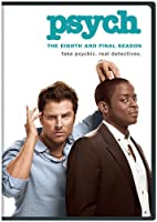 Psych: The Eighth & Final Season [DVD] [Import]