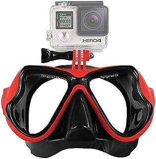 XIAODUAN-Onderwater fotografie gereedschap- - Water Sports duikuitrusting duiken zwemmend masker Glazen for GoPro nieuwe held / HERO6 / 5/5 Session / 4 Sessie / 4/3 + / 3/2/1, Xiaoyi en Andere Actie
